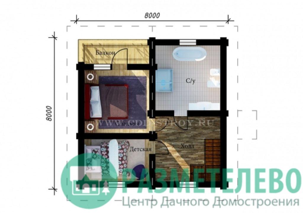 "Проект 8х8+2 ""Астра"""